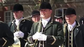 Reconstitution 1er Empire - Château de Grosbois - Journée du Patrimoine 2018