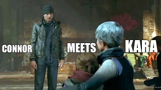 "Download Video Detroit Become Human - ""What Happens If"" Connor Meets Kara - Night Of The Soul MP3 3GP MP4"