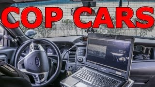 Police Cars: The BEST, the WORST, and crashing