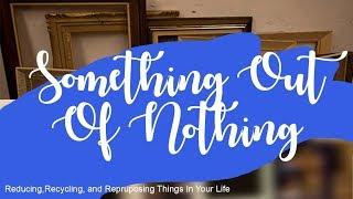 Something Out Of Nothing, Episode 7 - DIY Shelves