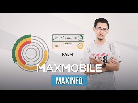 MaxTalk: Palm và những thiết bị đi cùng tên tuổi