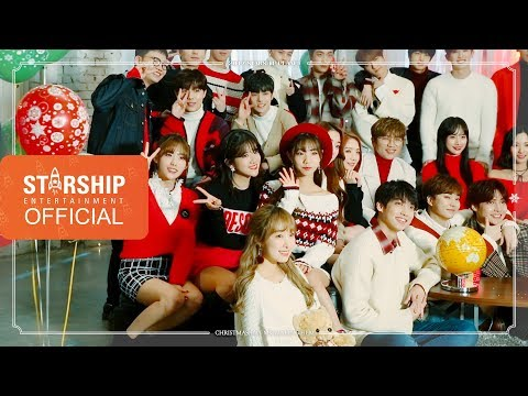 Making Film 스타쉽플래닛Starship Planet 2017  크리스마스 데이 Christmas Day