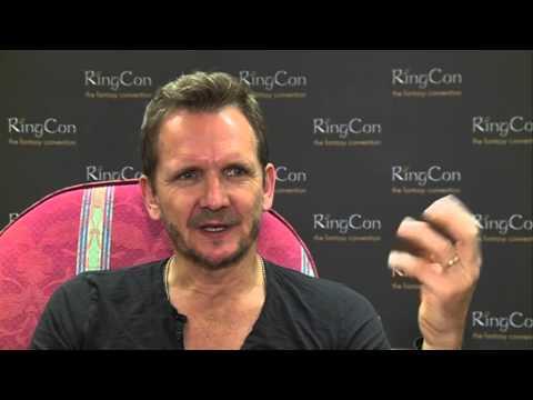 Sebastian Roché Interview at RingCon in Bonn, Germany