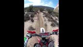 San Diego East County ride