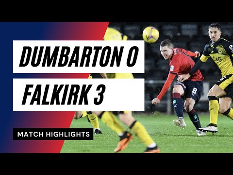 Dumbarton Falkirk Goals And Highlights