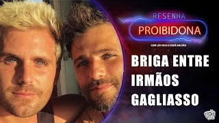 """""""Perdi a linha, postei minha cunhada"""" - Thiago Gagliasso #Resenha"""