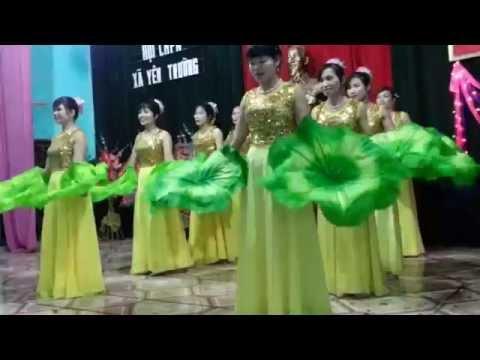 Mua Khuc tinh ca Thanh Hoa  Thon Thac Qua1 T3 2014