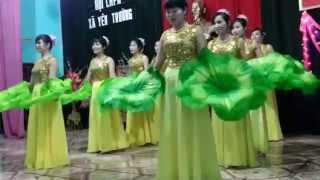 Repeat youtube video Mua Khuc tinh ca Thanh Hoa  Thon Thac Qua1 T3 2014