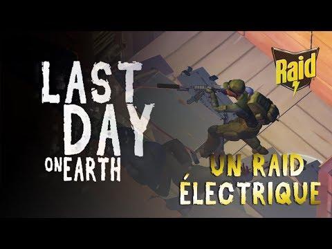 LAST DAY ON EARTH - Un Raid Électrique !