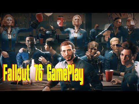 Fallout 76 ITA Gameplay BETA - Tutte le Novità - Mothman - Misteri