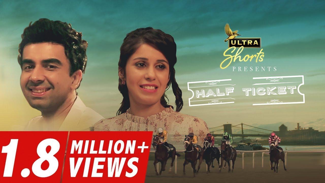 Download Half Ticket | Short Film | Starring Naveen Kasturia and Gunjan | Cheers!