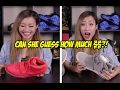 HYPEBEAST GUESSING GAME! (SHE WAS SHOCKED!)