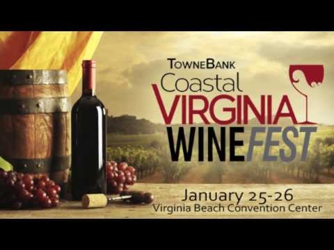 Coastal Virginia Winefest Teaser
