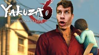 STREETS OF RAGE - Yakuza 6: The Song of Life Gameplay