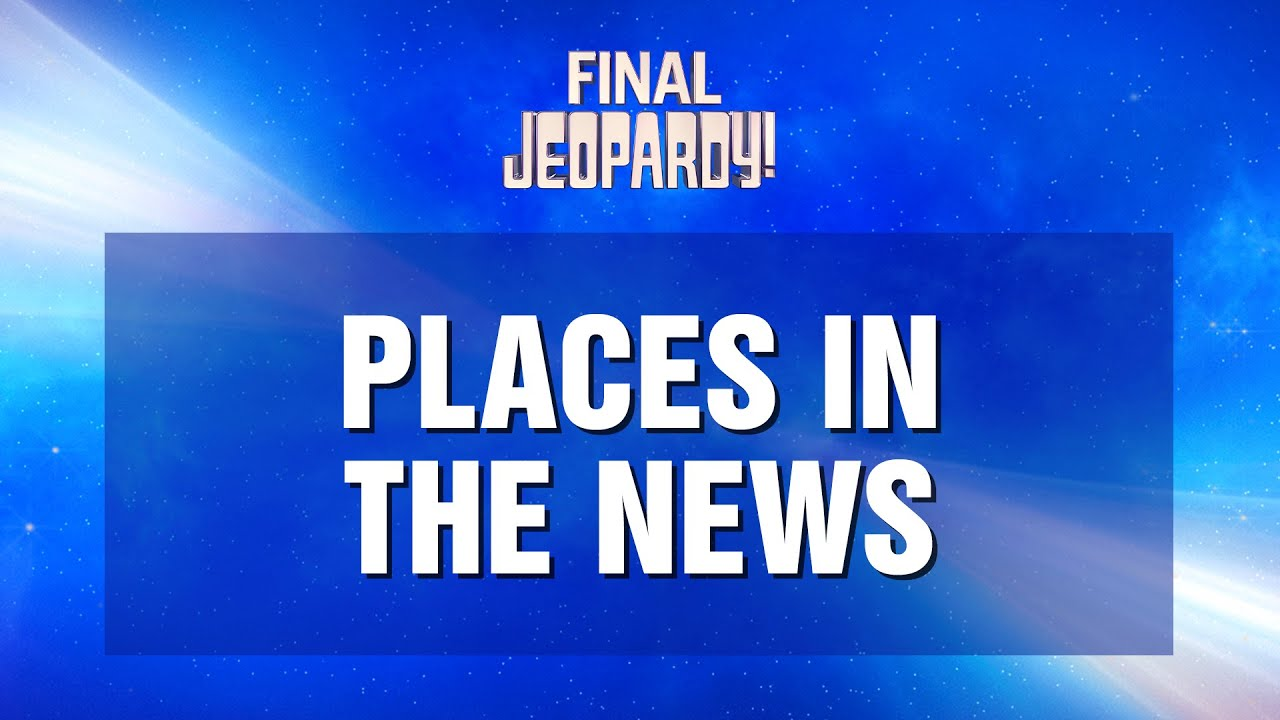 What Is You Doing Baby Jeopardy Youtube