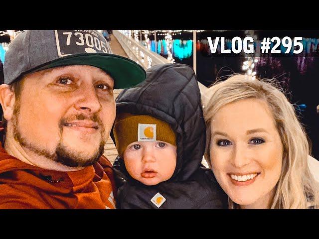 VLOG #295 / BODHI'S 1st Trip to the LIGHTS! / December 1, 2020