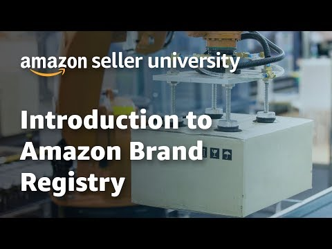 Introduction to Amazon Brand Registry