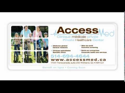 AccessMed Private Healthcare Reviews - Kirkland Montreal West Island