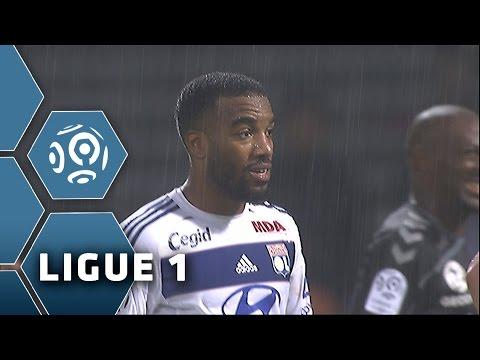 Olympique Lyonnais – Stade de Reims (1-0)  – Résumé – (OL – REIMS) / 2015-16