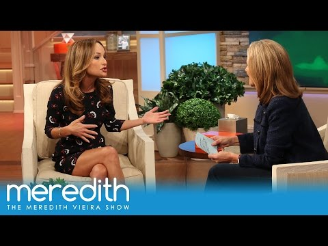 Giada De Laurentiis on Life After Marriage  The Meredith Vieira
