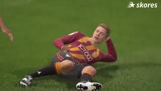 Epic FIFA fails