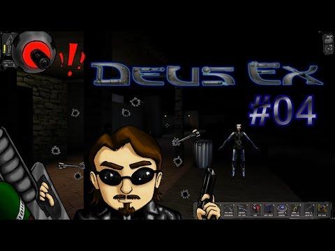 Deus Ex Ep 04 - Office Shennanegans