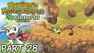 Pokémon Mystery Dungeon: Explorers of Sky, Part 28: Borrowed Time! [Ending Credits]