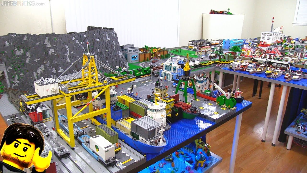 Lego city status check in update mar 17 2018 youtube - Image lego city ...