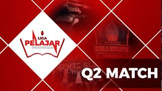 LPI Quarterfinal 2 - Tingkat Universitas Game 1