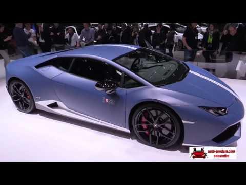 Lamborghini Aventador 2015, Centenario 2017, Huracan Avio 2016, Huracan 2016