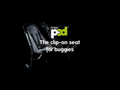 BuggyPod Lite - Pomoćno Sjedalo Za Dječja Kolica
