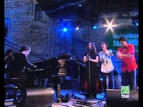 Chano Dominguez new flamenco sound  Donostiako Jazzaldia 2006