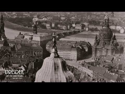 Dresden - City of Baroque before 1945 (121-130) Saxony Germany • Stadt des Barock Sachsen 4K