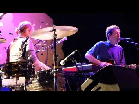 Yo La Tengo - The Point Of It - quiet (acoustic) set - Muffathalle Munich 2013-11-06