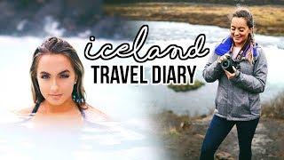 Iceland Travel Diary | Blue Lagoon, Black Sand Beach, Golden Circle
