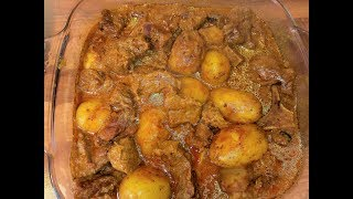 Simple Beef Bhuna Cooking Recipe