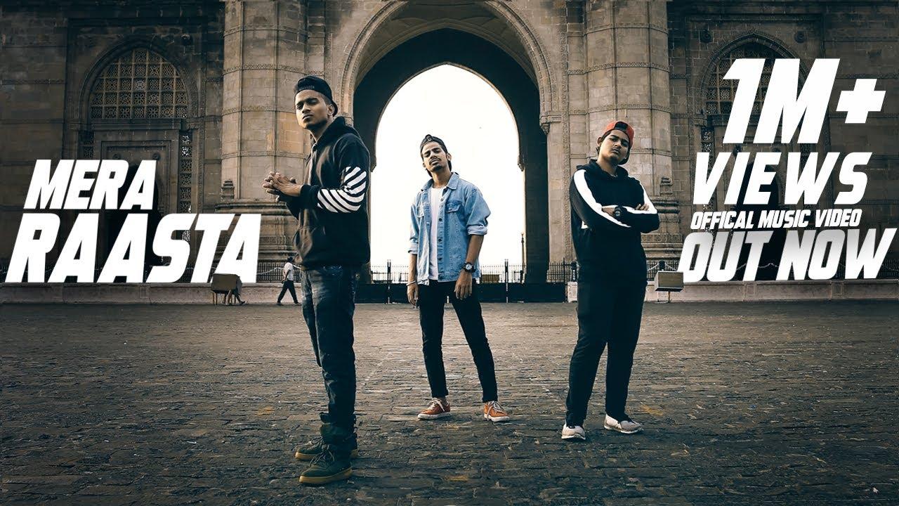 Download RAPTONICZ - MERA RAASTA FT. YASH | OFFICIAL MUSIC VIDEO | LATEST HINDI RAP | 2019