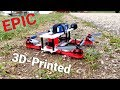 How to build a  3D PRINTED FPV RACE DRONE (Peon230)