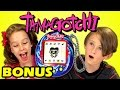 KIDS REACT TO TAMAGOTCHI (Bonus #140)