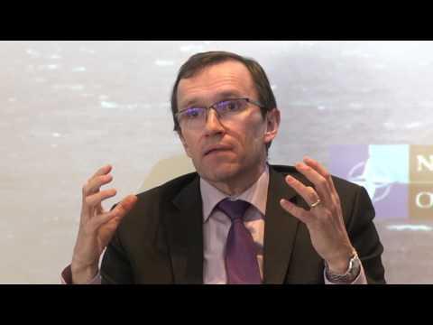 Session V-1: Espen Barth Eide (United Nations Special Adviser on Cyprus)