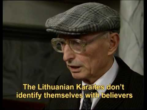 Legends of the Lost Tribes Chapter 12 - The Karaites of Poland and Lithuania