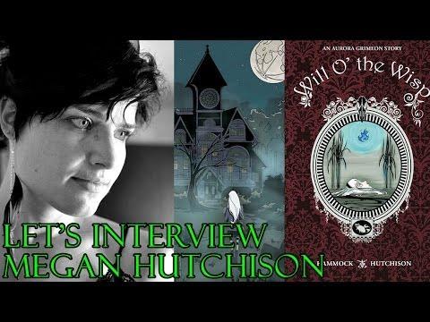 Inter-sation with Megan Hutchison aka blAck-eM, comic book artist