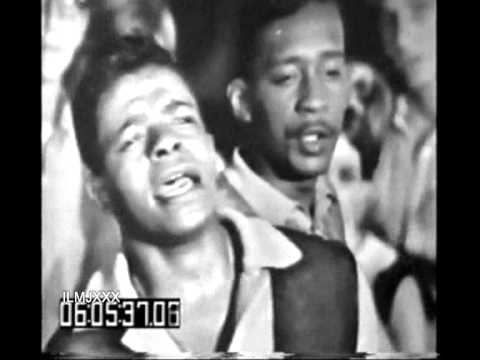 Little Anthony & The Imperials - Hurt So Bad (Where The Action is TV Show)