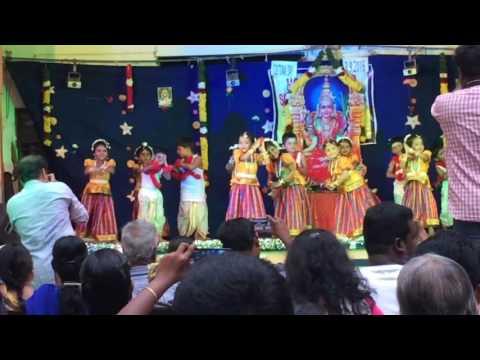 Jaanu - Karpoora Nayagiye kanagavalli dance show