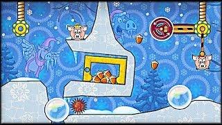 Piggy Wiggy: Puzzle Challenge - Area 3 Walkthrough