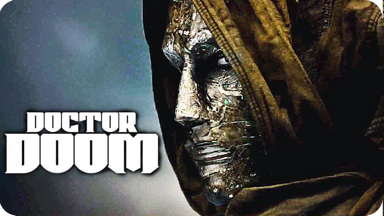doctor doom movie preview 2019 dr doom origin explained