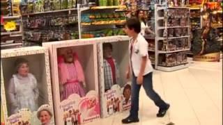 broma de camara oculta en una jugueteria