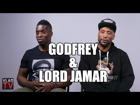 Godfrey on Vlad Getting Jidenna In Trouble with Nigerians Over Interview (Part 14)