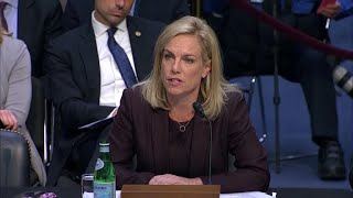 DHS secretary says election security of