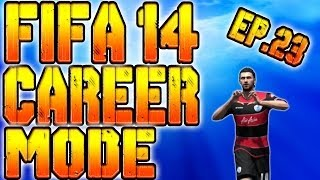 Killer On The Run - FIFA 14 - Career Mode #23